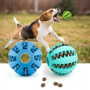 Sof Pet Toys Funny Interactive Elasticity Chew Toy for Dog Tooth Clean of Food Extra-tough Rubber Ball