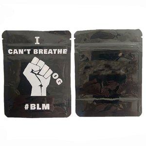 Mylar Bags 420 Сухой трава Цветок Упаковка пластиковая пустая сумка Чехол Упаковка 3,5 Запах Доказательство Запечатанные Смежные Смакивания
