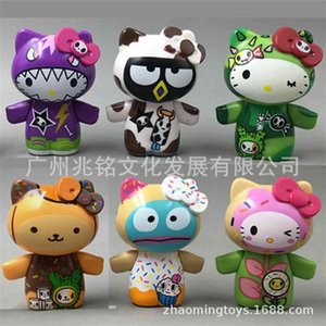 KT Unicorn cross border joint name doll blind egg box play accessories grab clip baby machine