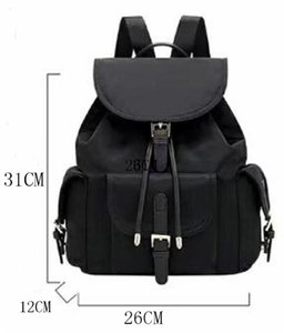 designer backpacks man women nylon handbag purse fashion school bag large capacity travel backpack unisex bags high quality