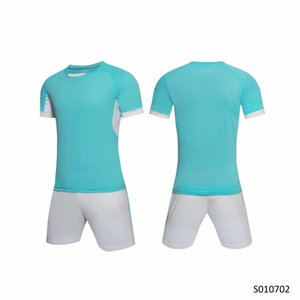 2021-1 MX2019JERSEYS Jerseys de fútbol Negro Camiseta para adultos Servicio personalizado Servicios personalizados personalizados Personalizados Equipo de la escuela Cualquier club Football Shirts