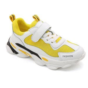 Kids Sport Shoes Autumn Fashion Mesh Breathable Boys Sneakers Children Girls Infant Outdoor Running Big Girl Shoe SC072 Athletic
