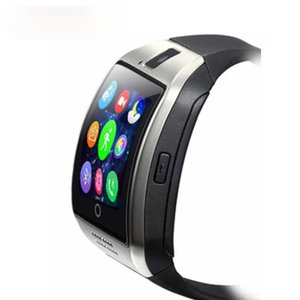 Slimy Men Women Kids Smart Watch Phone Q18 for Android IOS Bluetooth Smartwatch Support 2G SIM TF Card Wristwatch PK DZ09 A1 Y1