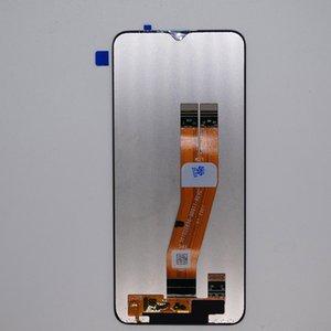 Schermo originale per Samsung Galaxy A02S A025 Display LCD Touch Screen Digitizer Assembly Parti di ricambio