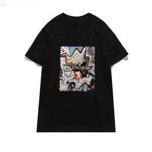 2021 bonne qualité classique dans la section Commentaires Section High Quality T-shirts T-shirts à manches courtes pour hommes et femmes