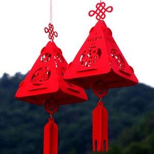 China Fu letters Lantern Chinese Year Decorations Christmas Decorations For home Year 2021 Decor Good Lantern