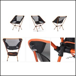Patio Benches Outdoor Furniture Home & Gardenoutdoor Folding Tourism Camping Fishing Chair Portable Beach Hiking Picnic Seat High Intensity
