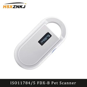 Pet Scanner ISO11784 5 FDX-B Animal ID Reader Chip Transponder USB RFID Handheld Microchip For Dog,cats,horse Access Control Card