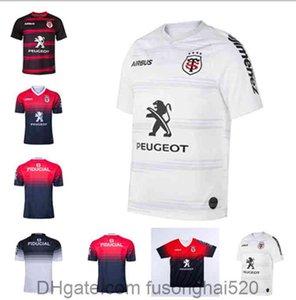 Toulouse Stadion 2021-2020 Neue Erwachsene Super Football Hemd Lestad Hemd TOULOUSE MAILTOT CAMISETA MAGIA TOP S-5XL Trikot Camisas Set