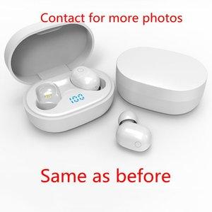 Беспроводные наушники наушники-наушники прозрачности металлические переименовать GPS Wiverous зарядки Bluetooth наушники в ухе бросают