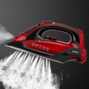 Laundry Appliances 2600W Cordless Electric Steam Iron For Garment Generator Clothes Steamer D0JE