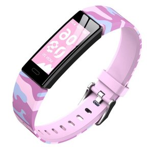 And Y99Plus Kids Smart Bracelet IP68 Waterproof Passometer Fitness Heart Rate Monitoring Watch For Android 21ss