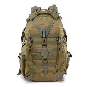 Рюкзак военные тактические для мужчин 35L Army Pack Bucout Bagout Bagout Molle ruckack с отражателем кемпинг походы на улице