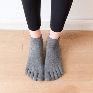 [Hersteller Großhandel] Com Bett Baumwolle Alle Insddclu FFGSQULLE Fünf-Finger-Socken Dispensing Dance Socken Sports Socken Indoor Fitnessmn