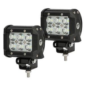 LED 작업 조명 스폿 운전 도로 조명 막대 SUV 트럭 트랙터에 대 한 마운팅 브래킷 Portable Lanterns