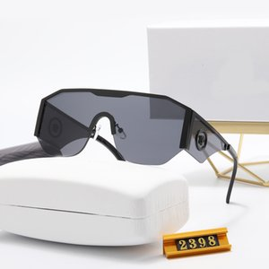 2021 Square Oversized Sunglasses Women Gradient Glasses men Luxury Brand Designer sunglass Outdoor Ladies eyeglass UV400 Eyeglasses