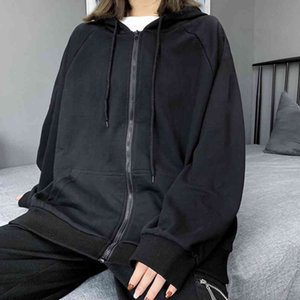 Men Women Jacket Coat Sweatshirt Hoodie Long Sleeve Autumn Sports Zipper Windbreaker Mens Clothes Plus Size Hoodies HDRG