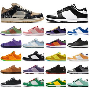 dunk Chunky Dunky Low high running shoes for men women Kentucky University Red green bear Syracuse Chicago Valentines Day womens trainers outdoor sports sneakers