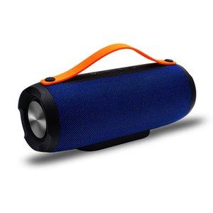 Sistema sem fio portátil de Bluetooth 10W Sistema estéreo TF FM Radio Música Subwoofer Coluna Coluna para PC