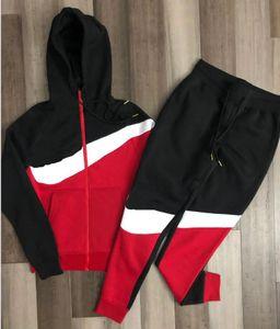 Tasarımcı Eşofmanlar Lüks Ter Sonbahar Marka Erkek Jogger Takım Elbise Ceket + Pantolon Spor Kadınlar Suit Hip Hop Setleri En Kaliteli