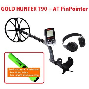 T90 Pinpointer impermeabile Metal Metal Detector sotterraneo