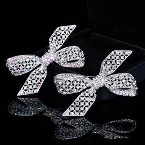 Брошь Diamond Bow Брошь мода животных брошь украшения