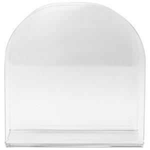 Tissue Boxes & Napkins 1Pc Tabletop Napkin Holder Dispenser Stand Vertical Table Organizer
