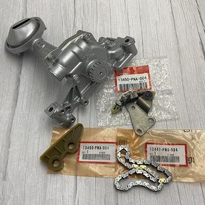 Genuine OEM Oil Pump Chain Tensioner Guide Kit For Honda ACURA RSX 2002-2006 13460-PNC-004 13441-PCX-004 13450-PNA-004 15100-PRB-A01