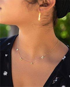 ماما النحاس إلكتروني قلادة مجوهرات عيد الأم المرأة