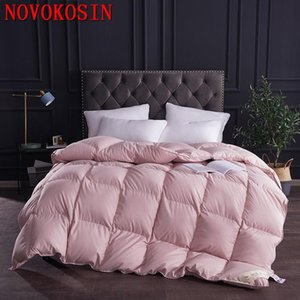 Comforters & Sets 2021 4 Reason Plus Size Summer Solid Duvet White Core Quilt Thickened Cotton Warm Winter Duck Down Bedding Nucleo Da Colch