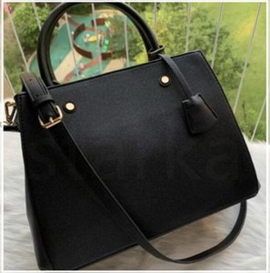 Designer Luxus Satchel Messenger Handtasche Leder Strim Griffe mit Schultergurt Crossbody Bag French Bags M41056; Onthego