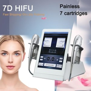 Nouvelle-intensité à ultrasons de haute intensité de l'équipement 7D de l'équipement 7D / visage amincissant la machine pour le retrait de la rides et la levée de la face