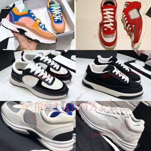 designer sneakers men and women reflective casual shoes womens Trainers party velvet calfskin mixed fiber luxury top quality sneaker 35-45