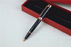 Scrittura Forniture Business Ufficio Cultura Educazione Industria dell'istruzione speciale Penna a sfera di alta qualità Penna firma nera con scatola
