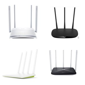 Routers Multiple optional routers mercury express mw450r   D7 mac1300r fac1203r