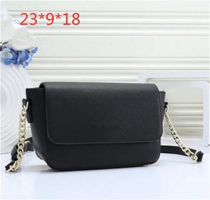 2021 Women's Bags European and American fashion shell bag PU15 color gold chain   a large number of discounts
