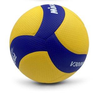 V300W-pelota alta calidad, juego profesional competición, 5 pelotas voleibol de interior, nuevo estilo, 2021