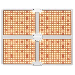 Samsung LM301B LED Grow Lights Aluminum Board Full Spectrum 3500K With Daisy chain IP65 Waterproof Indoor Lamp