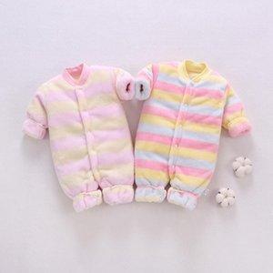 Newborn baby pajamas cotton romper boys clothes overalls romper infants bebes jumpsuit premature infant baby clothes #Y2