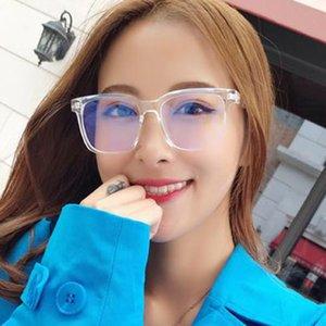 Yuvarlak Optik Gözlük Bluelight Gözlük Kadın Bilgisayar Oculos Kadınsı Oyun Anteojos Adam 2021 Yeni Gözlük