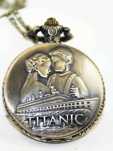 Titanic men's and women's Quartz pocket EBEY popular watch