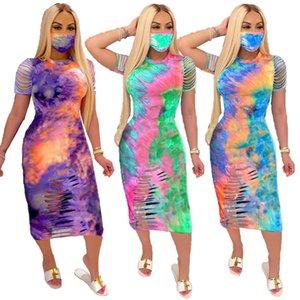 Дизайнерские женские платья женские галстуки цветочное платье женщины длинные макси три платья плюс размер женщин одежда S-XXL