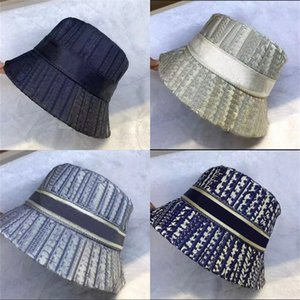 2021 Gold Thread Luxury Basin Caps Bucket Hat Beanies Designer Cap Men Women Outdoor Fashion Winter Fisherman's Hats 58CM X0903A item