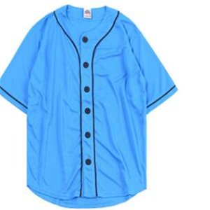 Men's Baseball Jersey 3d T-shirt Printed Button Shirt Unisex Summer Casual Undershirts Hip Hop Tshirt Teens 059