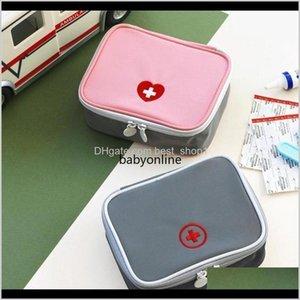 First Aid Bag Emergency Kit Pouch Travel Medicine Pill Storage Bags Outdoor Survival Organizer Portable Medicine Divider Empty 9Doac Eftop