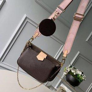 2021 femmes luxuries designers sacs sacs de crossbody sac véritables sacs à main sacs à sacs à main dame fourre-tout porte-monnaie trois articles