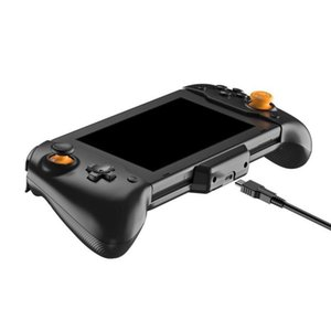 For Switch Handheld Controller Grip Console Gamepad Double Motor Vibration Built-in 6-Axis Gyro Sweat-proof USB Joystick Control Game Contro