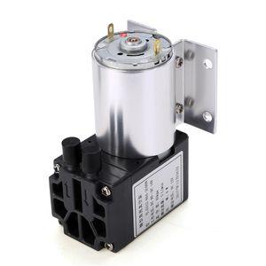 DC 12V 6W Mini Vacuum Pump 5L min High Pressure Suction Diaphragm Pumps with Holder