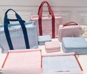 high quality Baby Diaper Bag Mommy Maternity band-Bag Sets kids Bottle Holder Mother Women shoulder Bags For Stroller