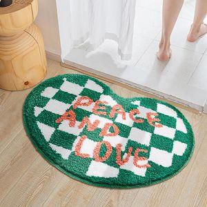 Carpets Cartoon Welcome Entrance Doormats Rugs For Home Bath Living Room Floor Stair Kitchen Hallway Non-Slip Rainbow Gamer